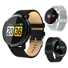Q8 Smart Watch Australia - Q8 Smart Band Smart Sports Bracelet Smart Watch Heart Rate Blood Pressure Sleep Monitor Intelligent Reminder Sports Tracker