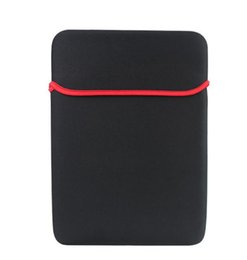 Ipad pad online shopping - 7 quot quot quot Universal Sleeve Carrying Neoprene Pouch Soft Case Laptop Pouch Protective Bag For Macbook iPad Tablet PC Protective Bag