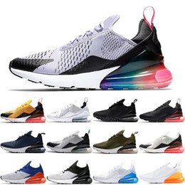 timeless design 5f95a 24004 Nike Air Max 270 Hommes Chaussures De Course 27C Pour Femmes Championne De  La Coupe Du Monde France Baskets Sport Mâle Sport Athlétique Jogging  Designer ...
