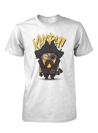 PERSONALISED JACK SPARROW MINION PIRATES CARIBEAN FULL COLOR SUBLIMATION T SHIRT