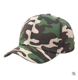 Outdoor Cap Wholesale UK - LASPERAL Hot Sale Women Men Sun Protection Hats Camouflage Pattern Outdoor Baseball Caps High Quality Soft Cotton Sunshade Hats