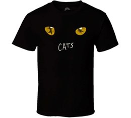 $enCountryForm.capitalKeyWord UK - 2018 Newest Funny New Style O-Neck Short-Sleeve Cats Broadway Musical Show Tee Shirt For Men