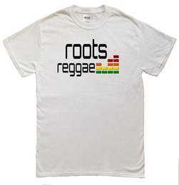 406b7ad3b Roots Reggae - Rasta - Music - T-Shirt for Men New Brand-Clothing T Shirts