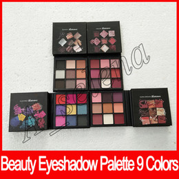 Warm matte makeup palette online shopping - NEW obessions matte Eye Shadow Palette color Beauty eyeshadow palette Makeup smokey mauve electric warm brown