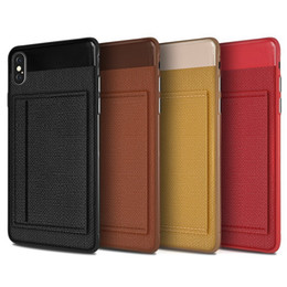 Wholesale Luxury leather cell phone case for Iphone XS max Xr x S PLUS wallet credit card holder kickstand for SAMSUNG NOTE S8 S9 S10 PLUS