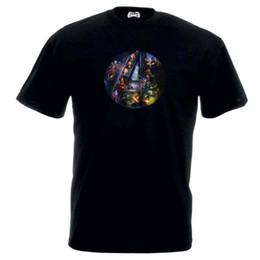 $enCountryForm.capitalKeyWord UK - Avengers Infinity War T-Shirt 2 Fan Art Kids and Adult Sizes Shirt Men Boy Great Custom Short Sleeve XXXL Party Tshirts
