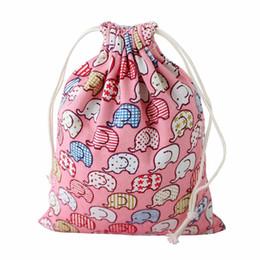 $enCountryForm.capitalKeyWord UK - Best Price! School Book Girl Printing Small Drawstring Bag Gift Women Canvas Bag for School Teenagers female sac toile 2018