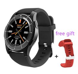 $enCountryForm.capitalKeyWord Australia - DT NO.1 G8 GS8 Smart watch phone Bluetooth 4.0 SIM Card Call Message Reminder Heart Rate GS8 Smartwatch For IOS Android