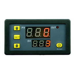 Wholesale DC12V 20A Timer Module Timing Delay Relay Module Digital Delay Cycling Module 1500W 0-999h