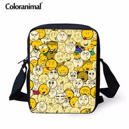 Lights & Lighting Coloranimal 3d Emoji Face Basket Ball Print Youth Boy Schoolbags Kids Mochila Infant Backpack For Children Student School Bags