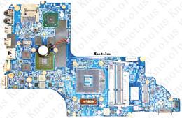 Discount hp pavilion dv6 motherboard - 682174-501 for HP pavilion DV6 DV6-7000 laptop motherboard 48.4ST06.021 ddr3 Free Shipping 100% test ok