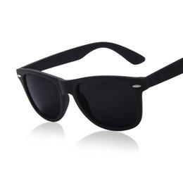 Fashion Sunglasses 2018 Men Polarized Sunglasses Men Driving Mirrors  Coating Points Black Frame Eyewear Male Sun Glasses UV400 437556fef3