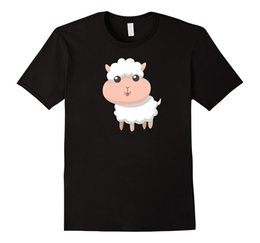 black sheep gifts UK - Sheep Shirt: Super Cute Farm Animal Gift T-Shirt Cheap Sale 100 % Cotton Top Tee Brand Style Short Sleeve Fashion Style