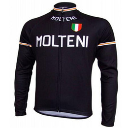 Thermal cloThing black online shopping - Hot sale Molte Ropa ciclismo hombre invierno winter thermal fleece long cycling jersey maillot mtb Jackets clothing