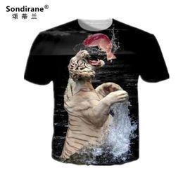 Dolphins Shirts Canada - Sondirane New Fashion Womens Mens Dolphin Show 3D Print T Shirts Summer Short Sleeve Tee Shirt Design Crewneck Hip Hop Tops 7XL