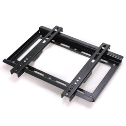 "led tv mounts UK - HFES VESA Wall Mount 3D Flat Screen TV Wall Tilt Pr Plasma LED LCD 14 ""-32"""