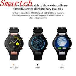 $enCountryForm.capitalKeyWord Australia - Smartch 2017 H2 Smart Watch MTK6580 IP68 Waterproof 1.40 inch 400*400 With GPS Wifi 5MP Camera Smartwatch For Android iOS Phone