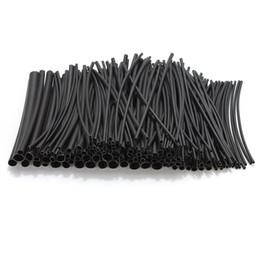 Shrink tube kit online shopping - 180pcs Assortment Heat Shrink Tubing Tube Kit Sleeving Wrap Size