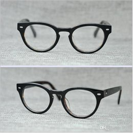 ab9c82027594 SpectacleS box online shopping - PS427 Vintage Small Glasses Clear Lenses  Round Optical Spectacle Eyeglasses Men