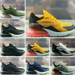Discount cheap sale athletic shoes - 2018 Men Women Casual Shoes For Sale 270 KPU Plastic Cheap Training Outdoor High Quality Running Shoes sneakers Athletic