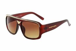 00c6d87331 New Fashion Brand Designer eyewear Large Metal Sun Glasses For Men Women Glass  Lenses UV Protection 290 Sunglasses