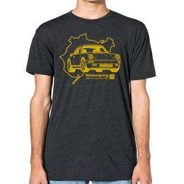 RUF Porsche 911 Yellowbird CTR графический футболка 2018 новая мода Майка мужчины хлопок с коротким рукавом Майка мужчины лето стиль