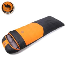 Discount down envelope sleeping bags - Camcel ultralight camping sleeping bag envelope white duck down sleeping bag compression 1500 1700 1900g