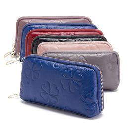 Women Wallets Coin Purse Phone Pocket Long Zipper Coin Purse For Women Day Clutch Female Wallet Large Wallet