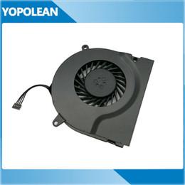 "Discount macbook fan - Original New Laptop Cooler Cooling Fan For Macbook Pro 13"" A1278 2009 2010 2011 2012 ZB0506AUVI-6A"