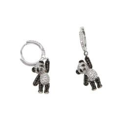 $enCountryForm.capitalKeyWord NZ - 2018 top sale Korea New Fashion Cartoon Cute Panda Metal Earrings For Women girls lovely Animal earrings Luxury Jewelry Accessories