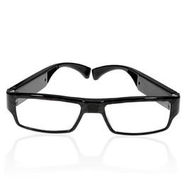 $enCountryForm.capitalKeyWord NZ - No Hole Wearable Glasses mini camera HD 1080P Eyeglass video Camera DVR digital voice video recorder Portable Mini Camera