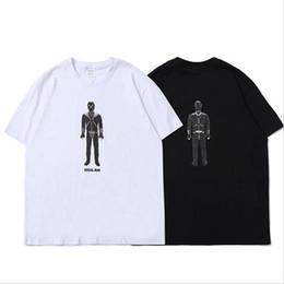 Discount social - Brand Designer Summer Social Man Printed Women Men T shirts Tee Hiphop Streetwear Men Cotton T shirt