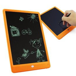 "tablet notepad NZ - P10 10"" LCD Writing Tablet Drawing Board Paperless Digital Notepad Rewritten Pad for Draw Note Memo Remind Message"