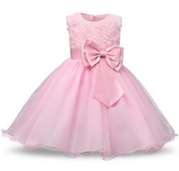 4dae80476 Baby dress for girls dresses 2018 baby clothing baptism 1st Birthday Dresses  For Girls kids vestido infantil robe bebes fille