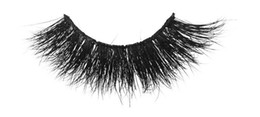 $enCountryForm.capitalKeyWord UK - 3D wholesale beautiful long thick lashes crisscross strip 3D mink hair winged lashes makeup tools OEM Private logo custom box
