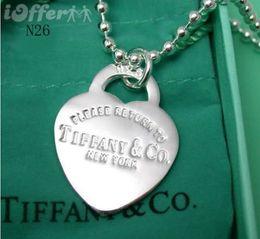 Sterling Silver Initial Pendant Australia - 20pcs lot 2019 tiffany925 silver sterling Silver 1MM Box Chain Necklace for Pendants 2019 free shipping