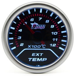 $enCountryForm.capitalKeyWord NZ - 2 inch 52MM Universal Exhaust Gas Temperature Car Gauge 200-1200 C Meter Auto White LED