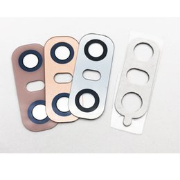 $enCountryForm.capitalKeyWord Canada - 100PCS New Rear Back Camera Glass Lens Cover For LG G6 Replacement Repair Spare Parts