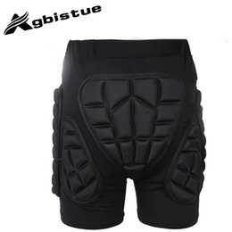 Discount snow padded shorts - Racing Motorcycle Winter Sports Skiing Shorts Protective Hip Bottom Padded Amour for Ski Snow Skate Snowboard Pants Prot