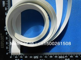 ffc cable pitch NZ - CUSTOMIZED ORDER : Flat Flex cable FFC 1 - 16 pin 30-1800mm long pitch 2.54mm pitch ROHS