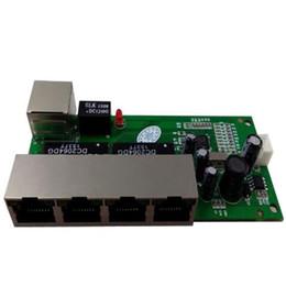 Опт OEM высокое качество мини дешевые цена 5 порт коммутатор модуль manufaturer компании PCB совета 5 портов Ethernet сетевые коммутаторы модуль