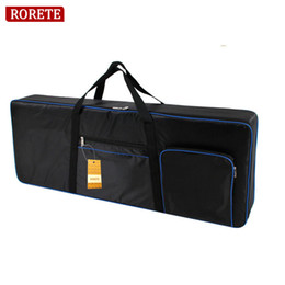 Electronic Professionals NZ - Professional 61 key universal Instrument keyboard bag thickened waterproof electronic piano cover case for electronic