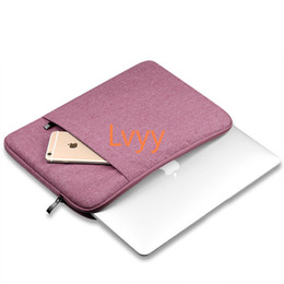 $enCountryForm.capitalKeyWord Canada - For apple Mac book air pro 11 12 13 15 inches laptop carry travel case bag sleeve pink black navy blue grey pink