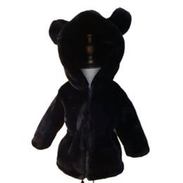 $enCountryForm.capitalKeyWord UK - 2018 Winter Jacket Baby Girls Coat Children's Jacket for Teenage Girls Artificial Fur Coat Kids Faux Fur Thick 2-16Y