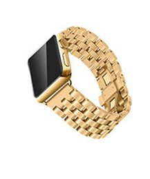 $enCountryForm.capitalKeyWord Australia - Solid Five Beads Stainlness Steel Band for Apple Watch, Luxury Beads Band for Iwatch, Apple Watch Luxury Beads Band for Bussiness