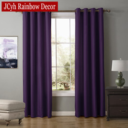 $enCountryForm.capitalKeyWord NZ - JCyh Modern Blackout Curtain For Living Room Bedroom Finished Drapes For Window Treatment Blackout Blinds Panels