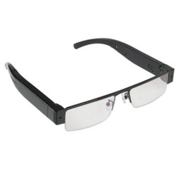 Hd Glasses Recorder NZ - 1080P HD WIFI glass camera video recorder for Android and IOS work about 45 Minutes
