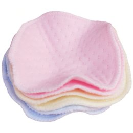 China 10Pcs 5Pairs Reusable Soft Cotton Absorbent Mom Mother Spill Prevention Breast Feeding Nursing Pads Bra Breast Feeding Washable cheap mother bras suppliers