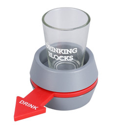 Game Bar Australia - Spin The Shot with Red Arrow Shot Spinner Drinking Game Bingo Toy for Bar Parties Holidays Tools