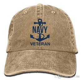 Vintage trucker caps online shopping - pzx US Navy Veteran Cowboy Hat  Vintage Chic Denim Baseball 9a3c996f144e